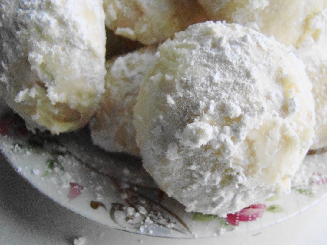 Limetten Cookies