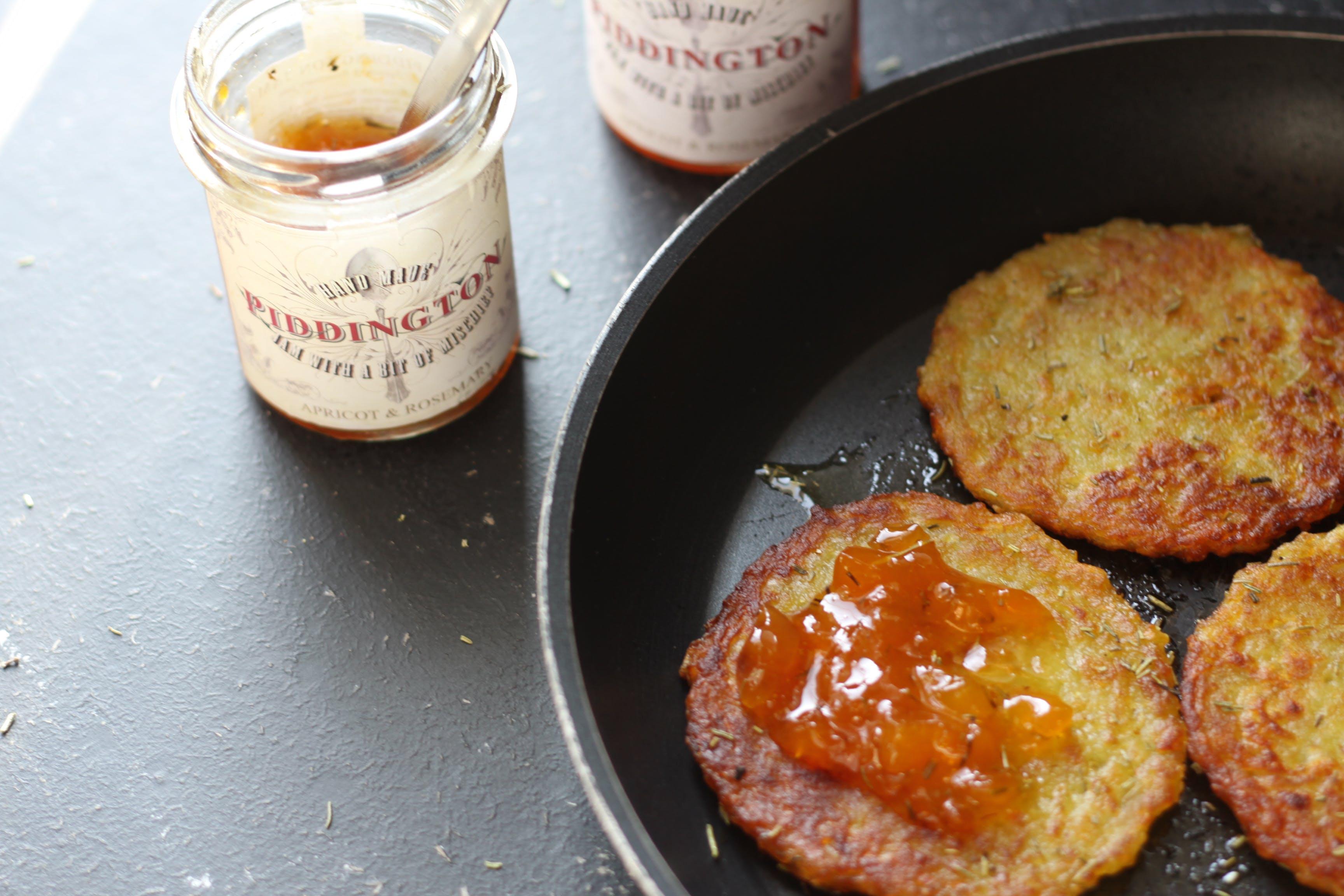 Pfannkuchen Piddington Jam