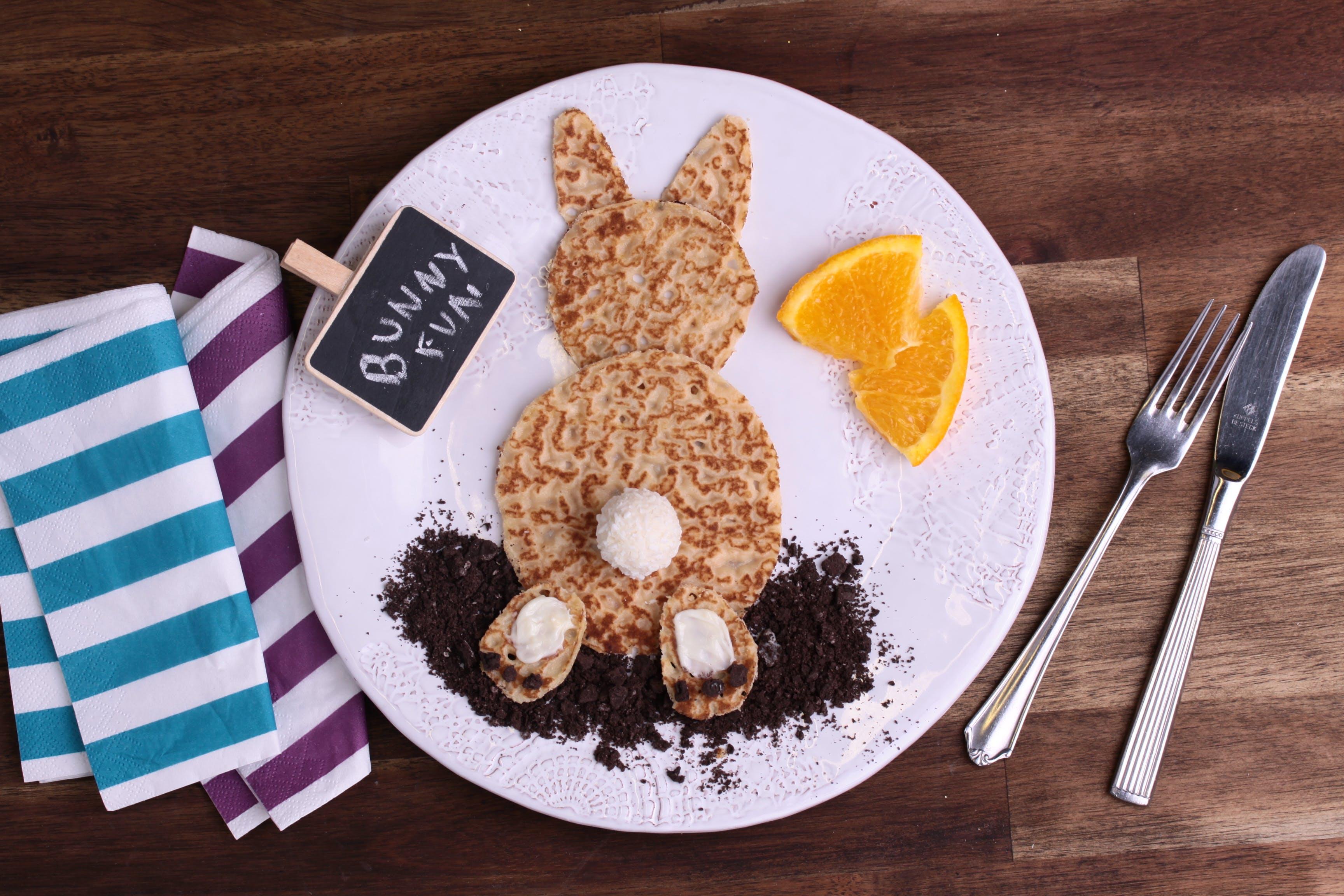 Osterhasen-Pancake