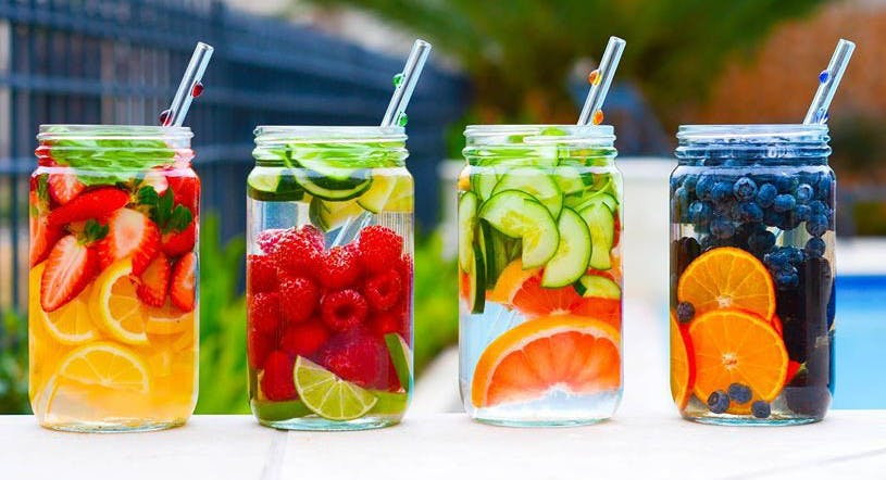 Infused Water Mix