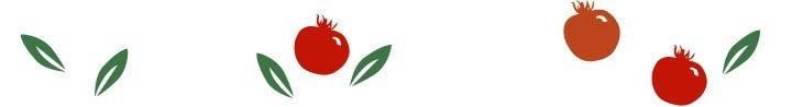 Tomaten Grafik