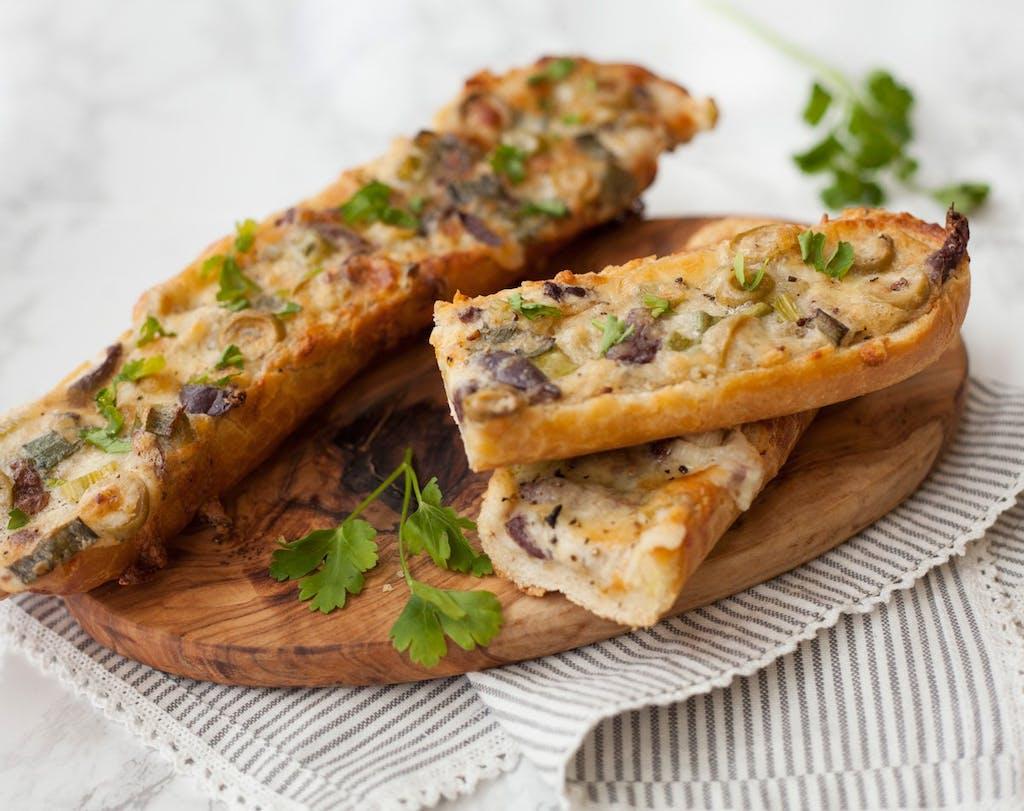 Olivenbaguette