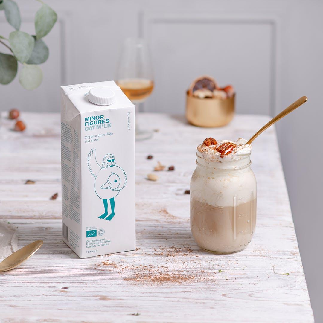 Maronen-Caffe-Latte